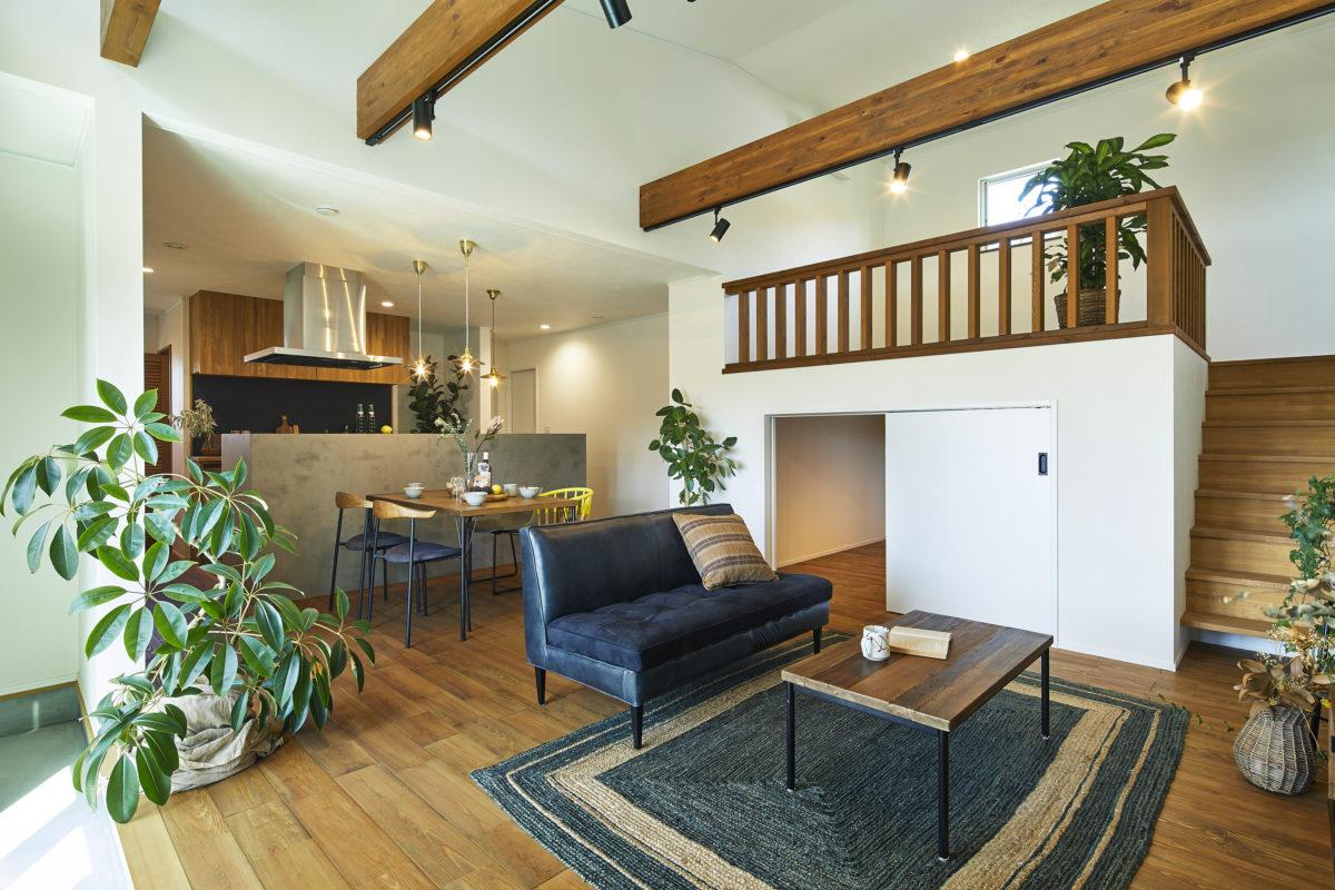 House with a skip floor